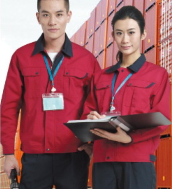 亮丽的秋冬工作服定做 由大众推荐,品牌好的工装
