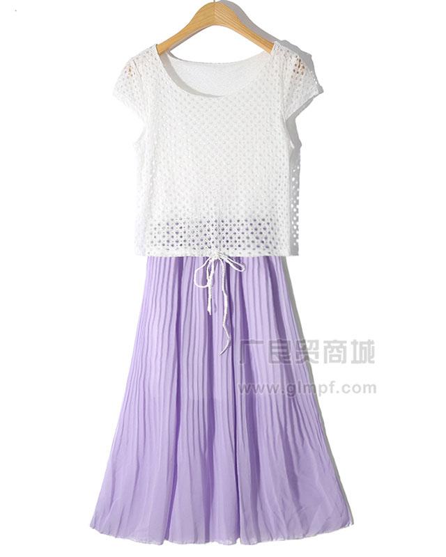厂家直销夏季女装服装店货源批发