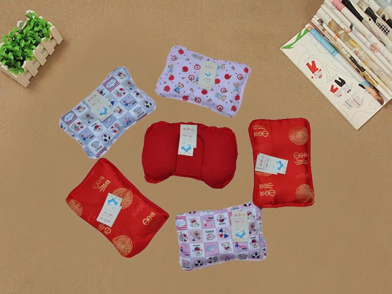 新生儿定型功能枕  宝宝茶香枕