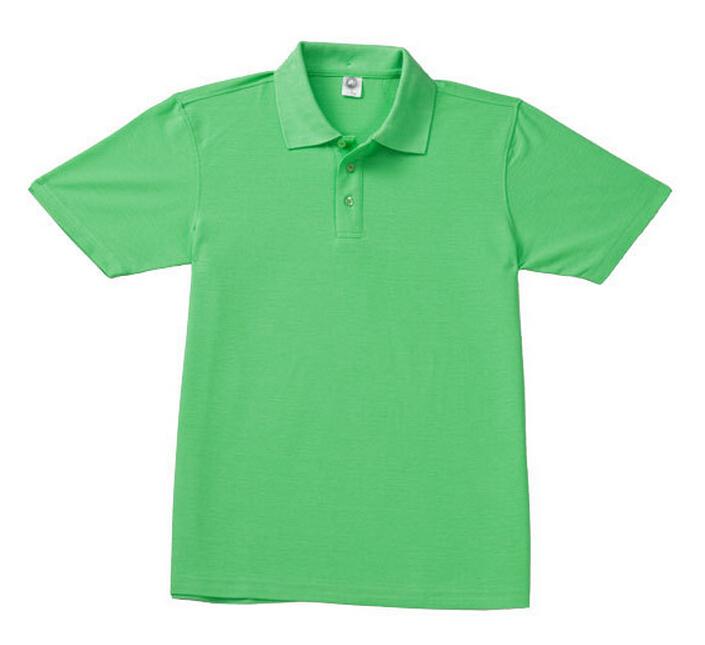 四川T恤批发 多色T恤定制 T恤服装厂 翻领T恤 庞哲T恤
