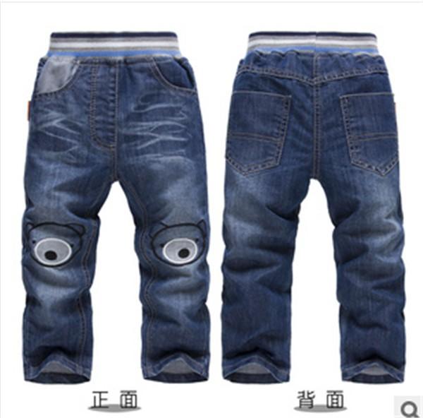 法国童裤批发外贸童裤 广东时髦的儿童牛仔长裤品牌推荐