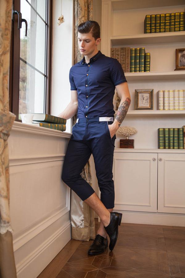 时尚莎斯莱思男装,赢得消费者的广泛支持