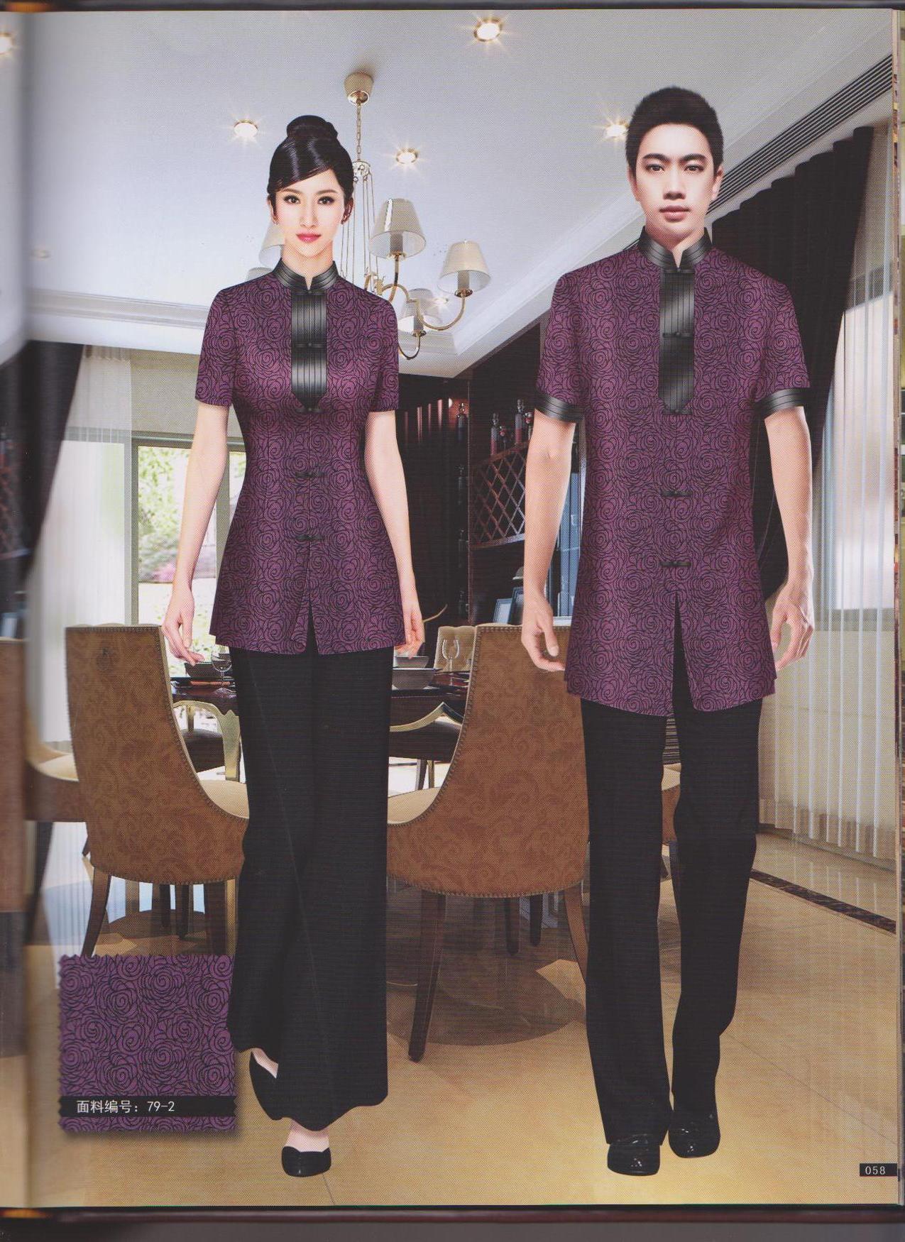 济南工作服订做款式多样,价格实惠,质量好,穿着舒服。