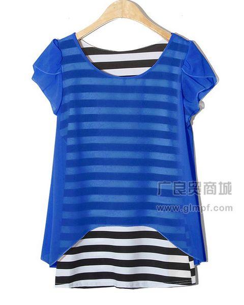 广西夏季短袖批发桂林夏装短袖T恤批发江西空白T恤批发