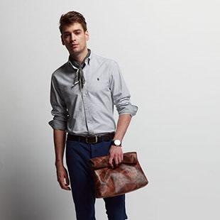 英伦时尚男装品牌-保罗安德瑞诚邀您的加盟