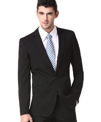 职业装男装套装西装 品牌西装订制 西装礼服定制 美泰来服饰
