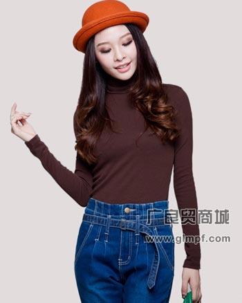 广州服装批发进货秋季长袖批发秋季女装批发市场