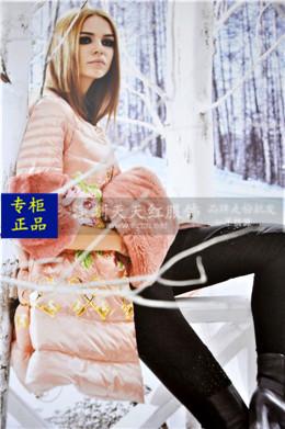 欧诺漫 亮点 羽绒服品牌 折扣女装批发天天红服饰