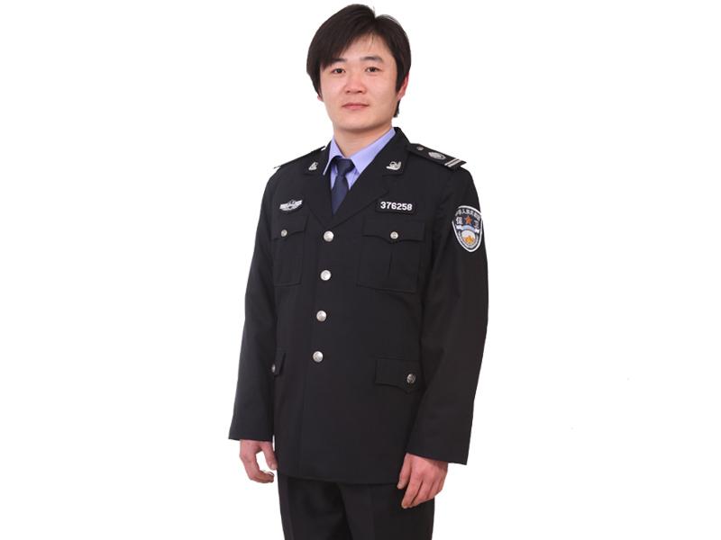 潍坊标志服装_想买好看的春秋款城管服,就到泽川服饰有限公司