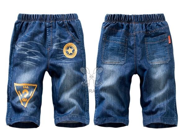 中大童牛仔裤|信誉好的儿童牛仔短裤供货商