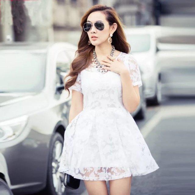 广州十三行碎花纯棉连衣裙货源无袖雪纺沙滩裙批发