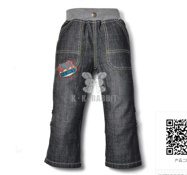 法国童裤批发男童裤子——怎样购买物美价廉的儿童牛仔长裤
