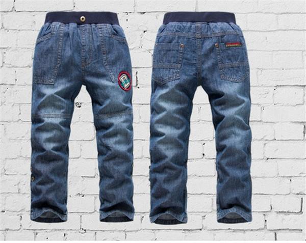 儿童牛仔长裤批发,推荐概能童装贸易公司,英国童裤批发男童长裤