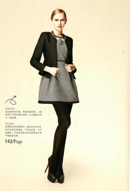 杭州品牌女装专业造就品质 服务创造品牌