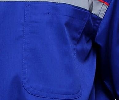 短袖加油站工作服定制 庞哲工作服款式供应定制 工作服厂家直销