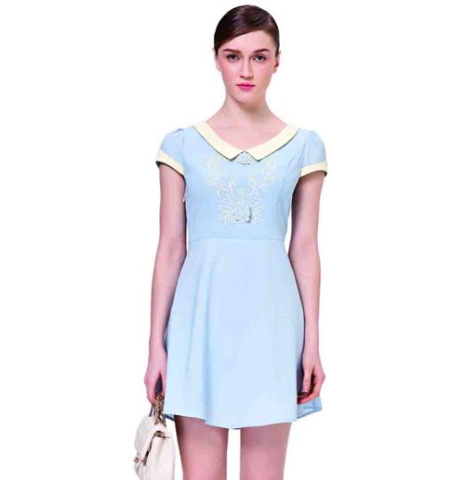 迪薇娜品牌折扣女装加盟