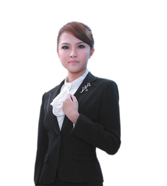 行政服装职业装正装定制加工 厂家直销各类工作服 质优价廉