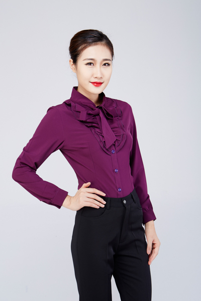 晋江职业装_新颖潮流的职业装推荐