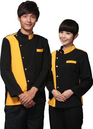 工作服搭配选择步骤|武汉工作服厂家