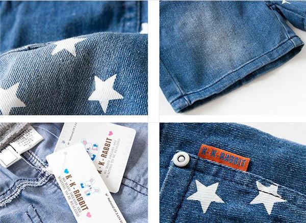 法国KK兔品牌童装_最好的儿童牛仔短裤供应商当属概能童装贸易公司