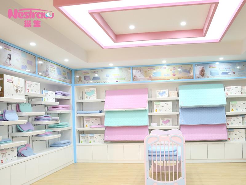 三井科技巢生提供品牌好的婴儿枕头床垫加盟代理:河北婴儿床上用品代理