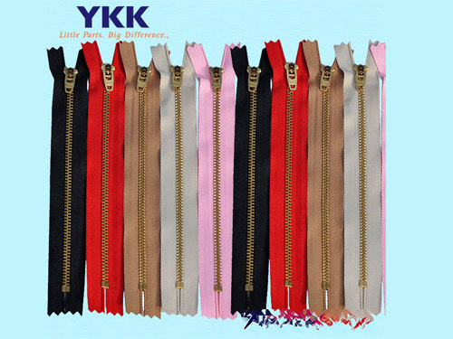 杭州优质YKK金属拉链_安徽YKK金属拉链