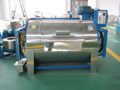 海锋机械供应价位合理的半自动卧式洗衣机