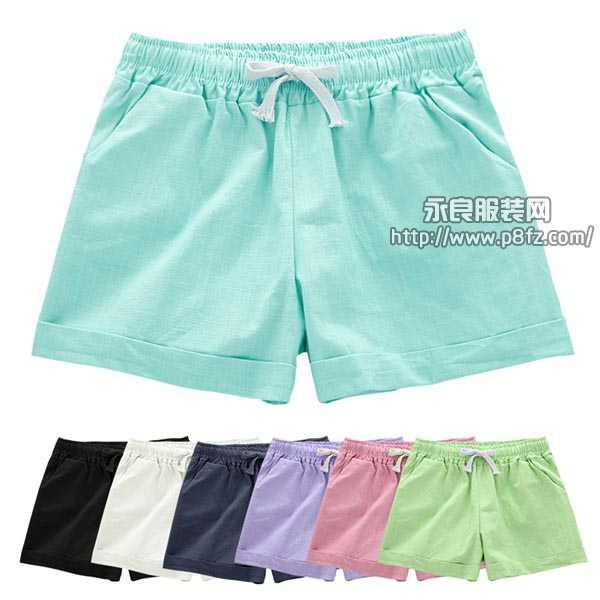 夏装短裤女夏季女短裤批发市场夏季短裤批发网