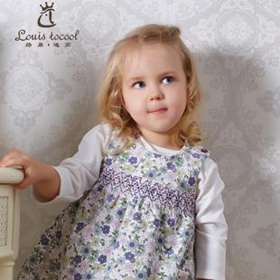 Louistocool婴幼童装-品质关怀体现于点滴之间