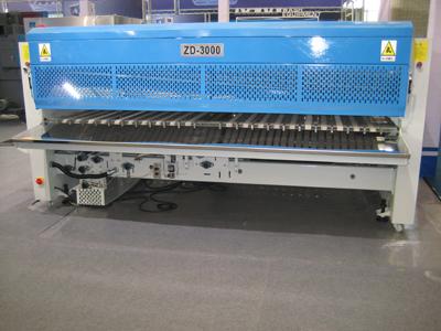 海锋机械——口碑好的工业折叠机提供商,折叠机/工业折叠机低价甩卖