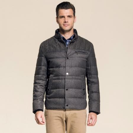 大鹏商贸七匹狼男装羽绒外套,河南高质量的七匹狼羽绒服品牌推荐