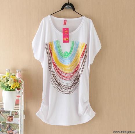 全北京超低价格40万件T恤短袖连衣裙批发最低三元起