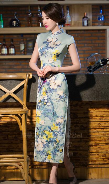 成都市规模最大的旗袍批发,经典旗袍定制厂家