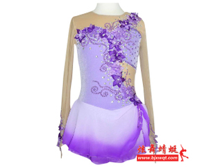 北京炫舞蜻蜓,信誉好的花样滑冰表演服供应商——北京花样滑冰表演服定做