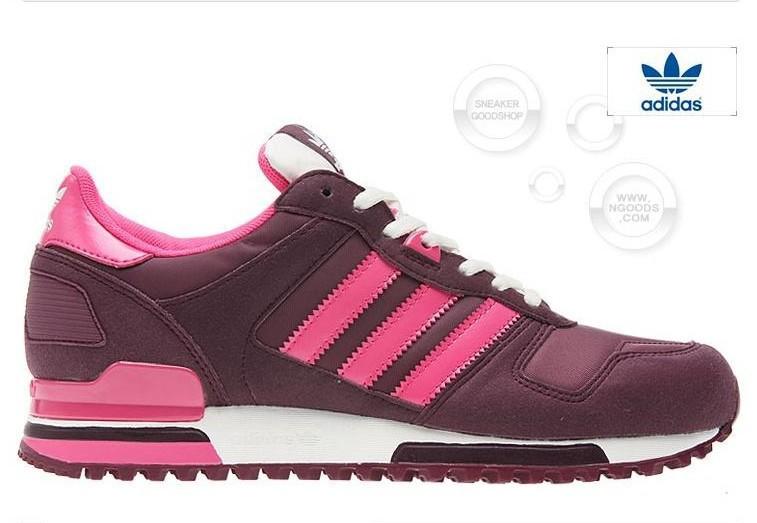 休闲情侣ZX750复古 优质阿迪达斯运动鞋推荐