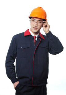 江西贵溪沃克迪威厂家直销216款工作服劳保服