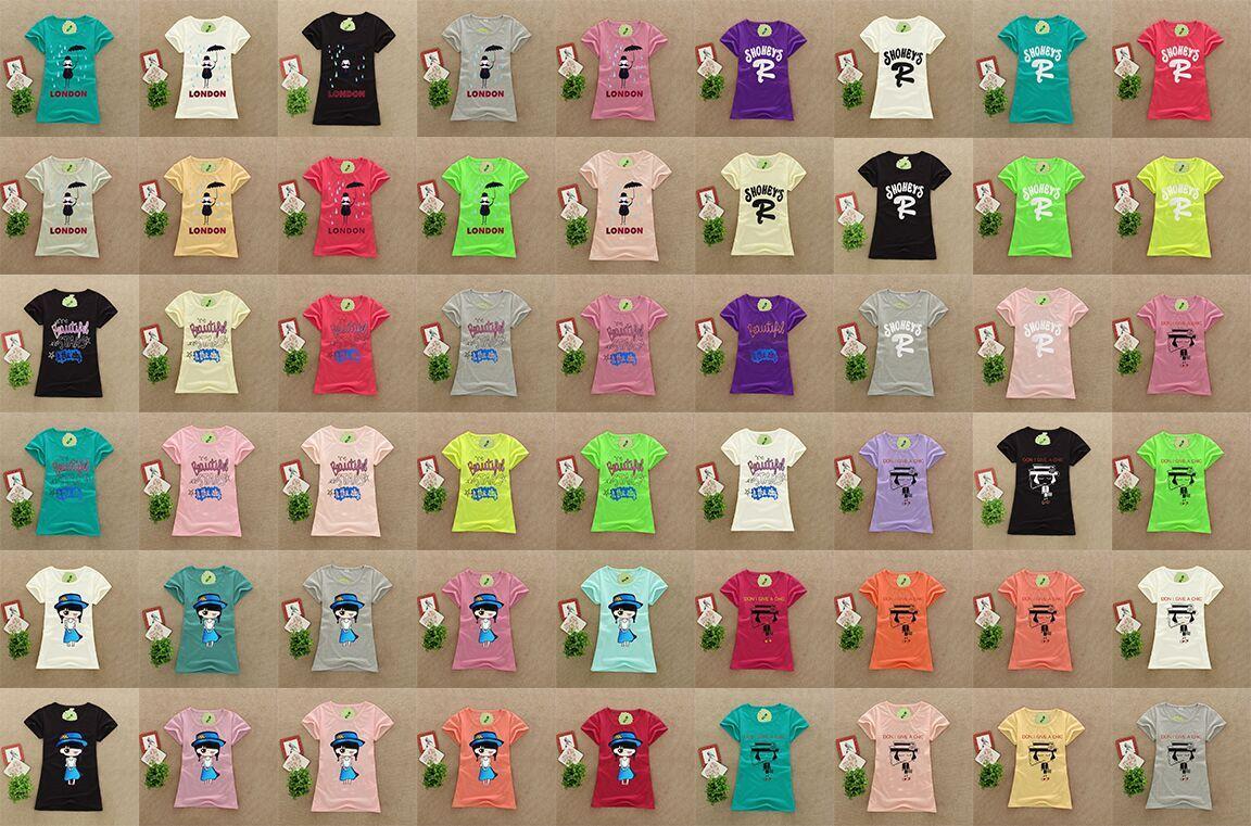 一手服装货源批发厂家T恤货源批发夏装T恤货源批发最低价的T恤批发