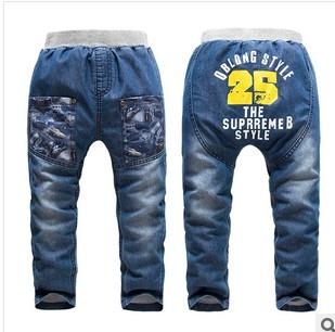 儿童牛仔裤浙江牛仔长裤|【厂家推荐】最超值的儿童牛仔哈伦裤长裤批发