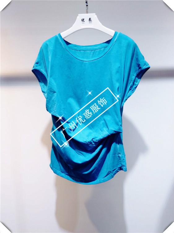 15年新款春装唐卡杭州品牌棉麻女装