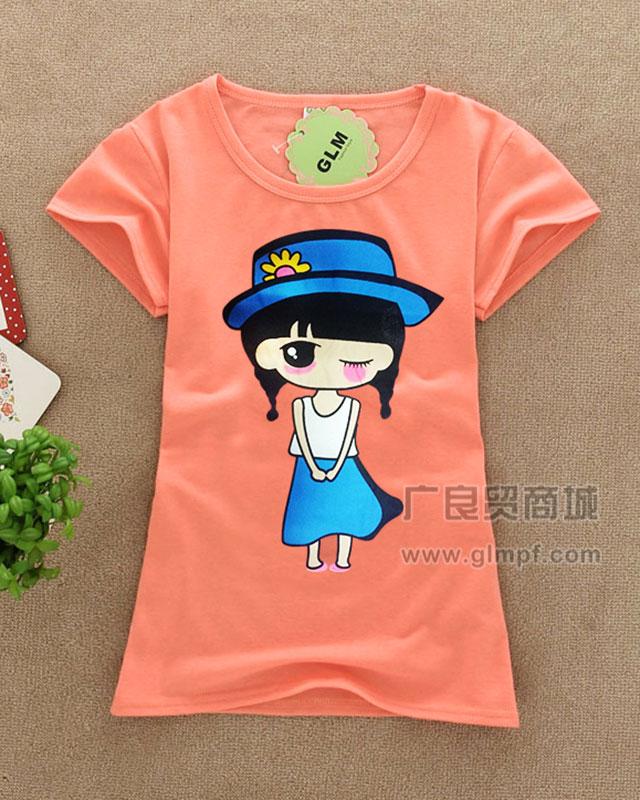 重庆夏装批发市场四川服装批发市场荷花池女装T恤批发市场