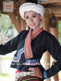 傣族服饰价位——在杭州怎么买专业的傣族服饰