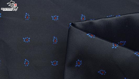 北京花朵提花面料F05719布衣纺
