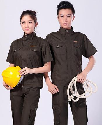 枣庄防静电工作服、夏季工作服厂家--乐好英超值得信赖!