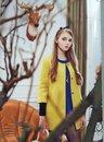 杭州一线品牌米莱冬装时尚风格女装品牌批发走份