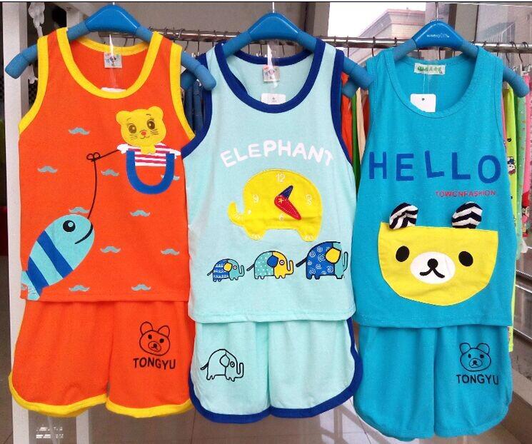 深圳夏季服装批发市场中山童装批发市场广东儿童服装批发市场