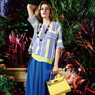 DI SETA玳莎女装:为现代都市新女性打造梦想霓裳