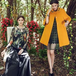 奥拉摩达品牌高端女装品牌诚邀您的加盟