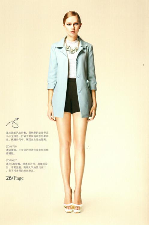 杭州品牌折扣女装服装加盟