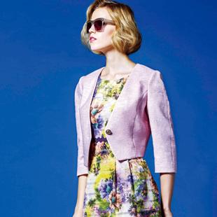 DI SETA玳莎女装:时刻成为魅力焦点