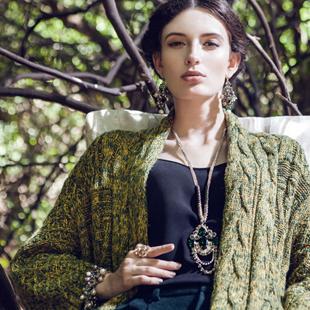 来自欧洲的奥拉摩达女装 2015与您合作共赢 诚信互惠